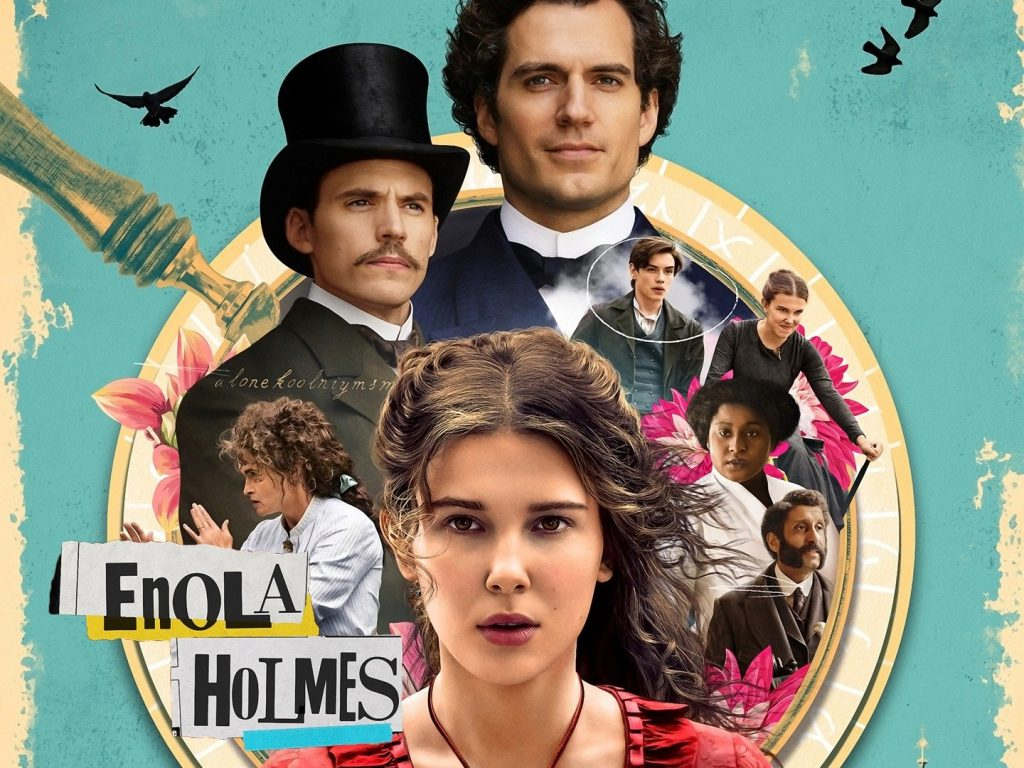 Enola Holmes and network redundancy