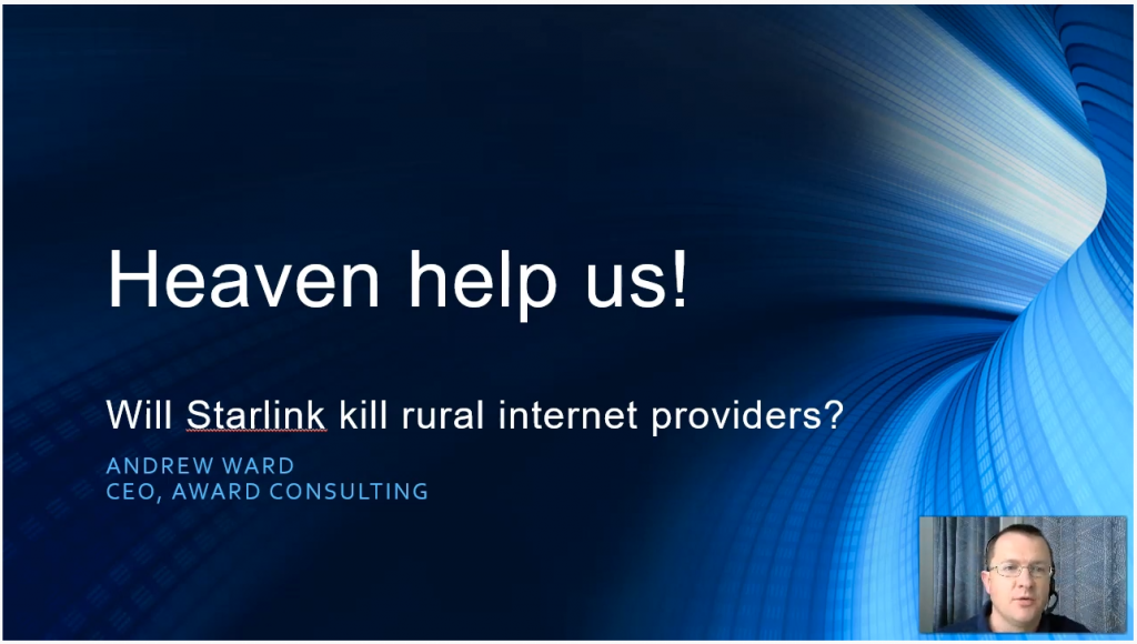 Heaven help us! How bad is Starlink for rural ISPs?